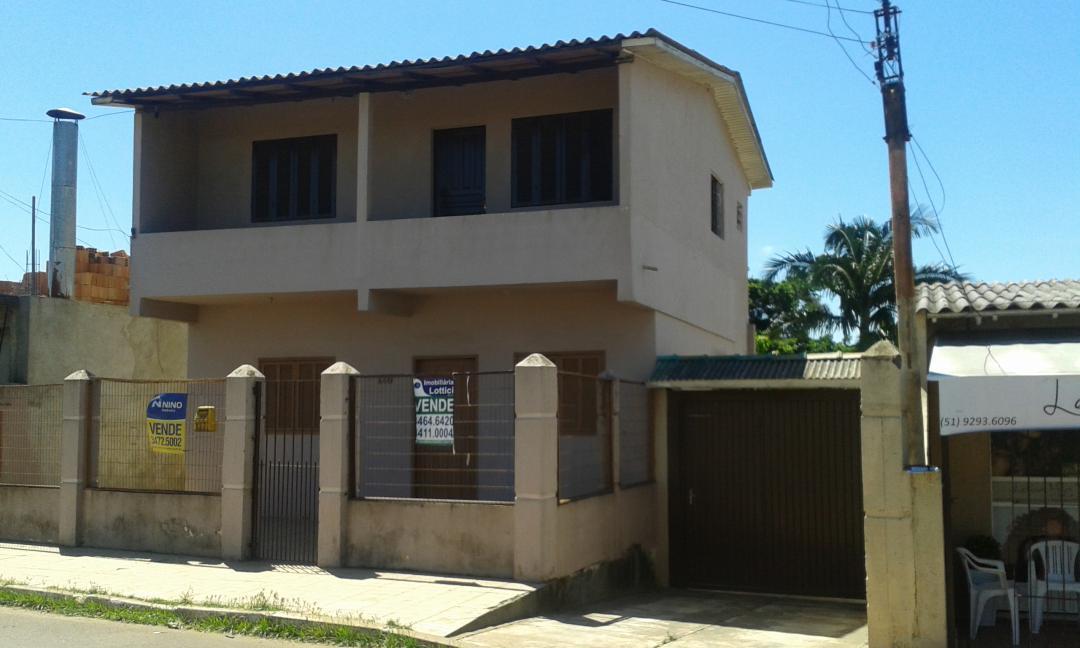 Casa 2 Dorm, Olaria, Canoas (307599)