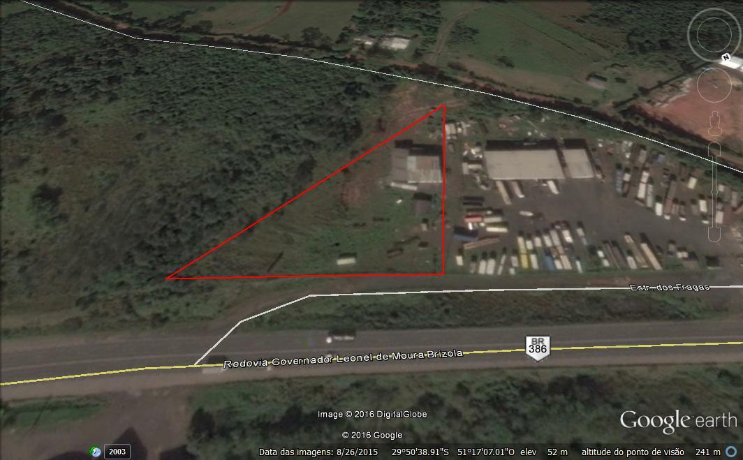 Terreno, Br 386, Nova Santa Rita (312088) - Foto 2