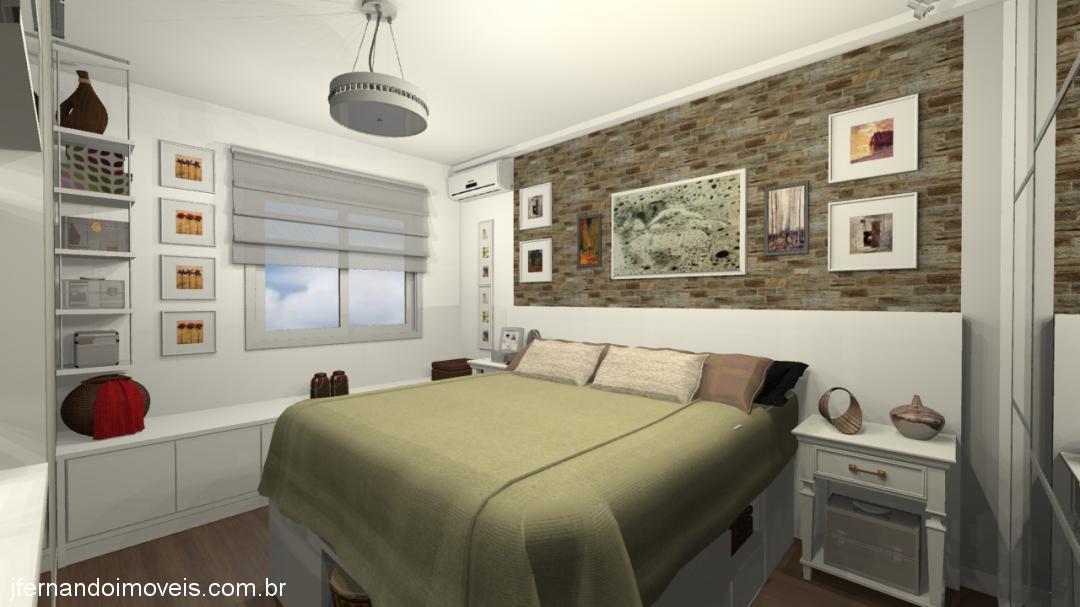 Apto 2 Dorm, São Geraldo, Porto Alegre (315018) - Foto 2
