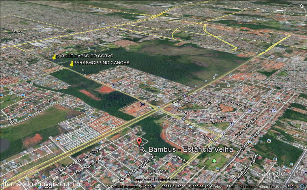Terreno, Bela Vista, Canoas (338533) - Foto 2