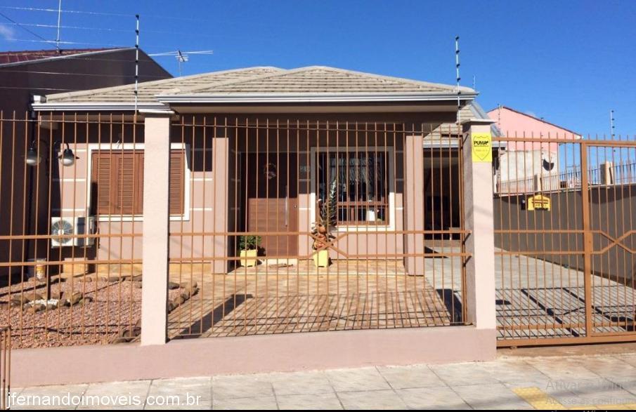 Casa 2 Dorm, Igara Iii, Canoas (353406)