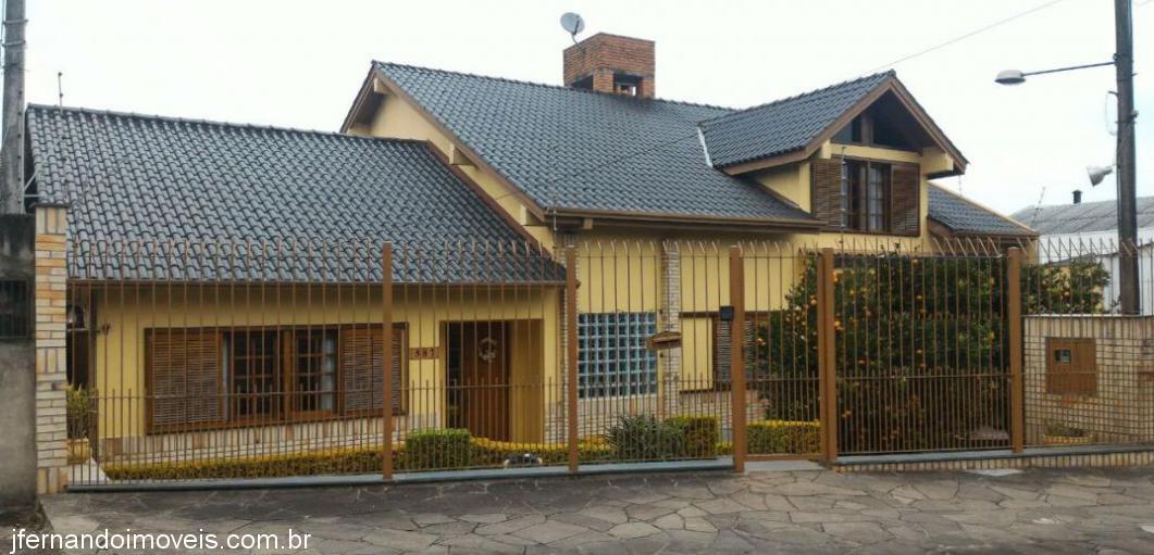 Casa 4 Dorm, Nossa Senhora das Graças, Canoas (358645) - Foto 4