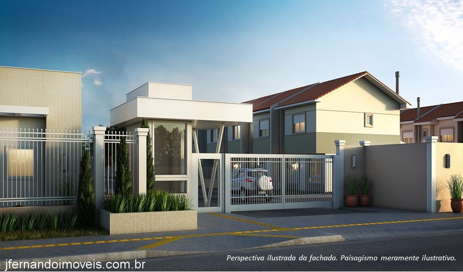 Casa 2 Dorm, Igara, Canoas (365191)