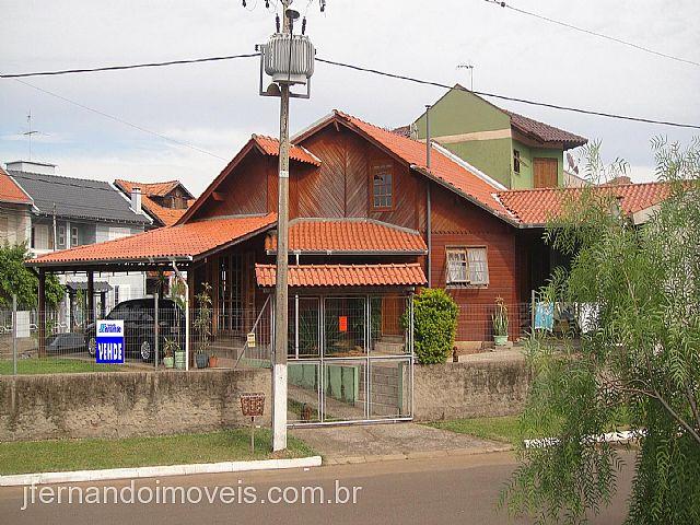 JFernando Imóveis - Casa 4 Dorm, Igara Iii, Canoas